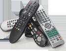Remotes TV